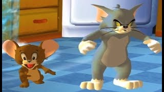 Tom and Jerry Movie Game for Kids - Tom and Jerry vs Tom and Jerry vs Monster Jerry Cartoon Games HD