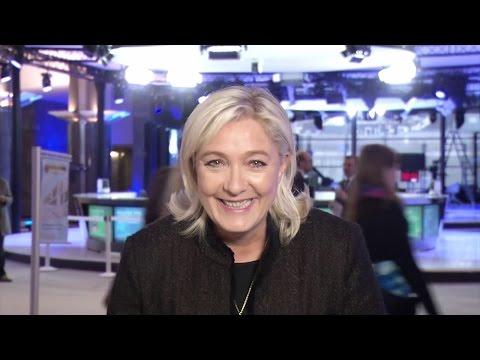 RENZI A CASA! Messaggio di Marine Le Pen [Roma, 28/02/2015]