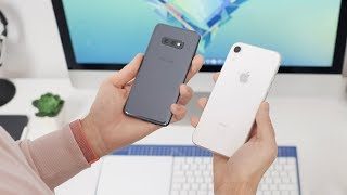 iPhone Xr vs Samsung Galaxy S10e | Apple budzimy się!