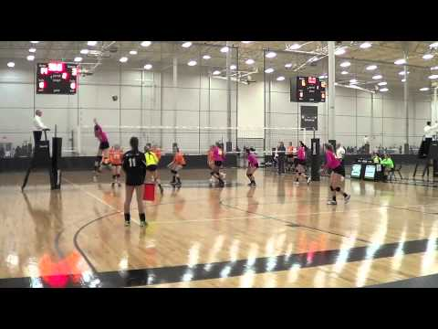Ava's Lauren Slavoski (#10) 5'11 Uncommitted Oh (class Of 2016) video