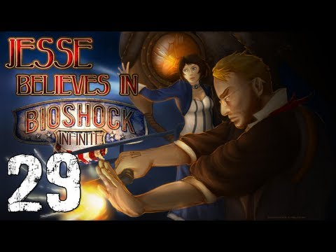 Bioshock: Infinite (Part 29) - Man About Town