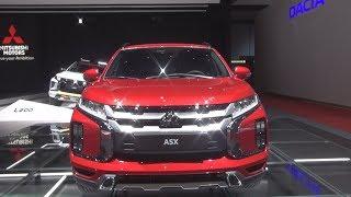 Mitsubishi ASX 2.0 MiVEC CVT 4x4 (2019) Exterior and Interior
