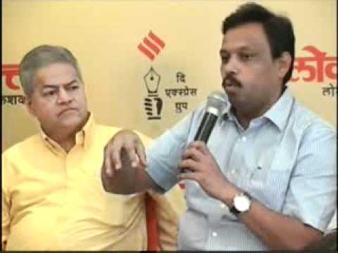 Loksatta Loudspeaker: Mumbai polls panel discussion Part 2 Uncut