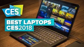 All the best laptops from CES 2018