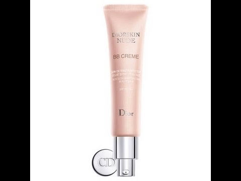 BB Crme Diorskin Nude Dmoonstration