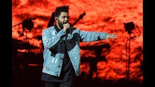 The Weeknd - Legend Of The Fall World Tour Phase 2 San Antonio