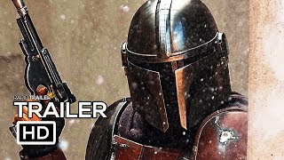THE MANDALORIAN Official Trailer (2019) Disney, Star Wars Series HD