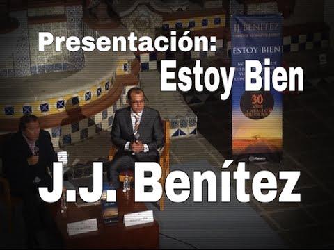 PRESENTACIÓN 'ESTOY BIEN' J.J. BENÍTEZ. @yohanandiaz