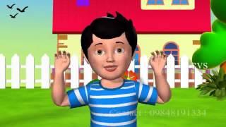 Ten Little Fingers Nursery Rhymes
