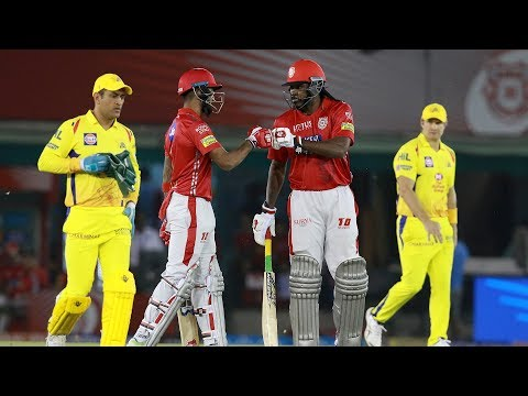 Cricbuzz LIVE: KXIP Vs CSK Mid-innings Show