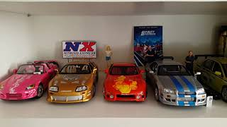 Fast and Furious e Movie car 1 : 18 collection