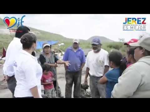 Acercamiento con Pepenadores del Basurero Municipal