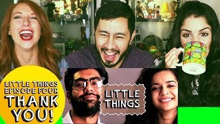 LITTLE THINGS | EPISODE 4 | Reaction | Stacy Howard & Kiana Madani!