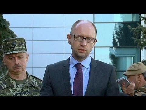 Ukrayna Başbakanı'ndan Putin'e sert mesaj