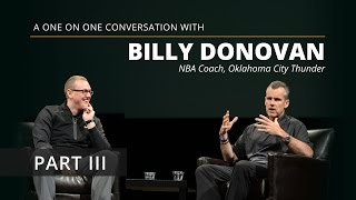 Billy Donovan: A Coach's Legacy