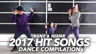 2017 Hit Songs Siblings Dance | Ranz and Niana