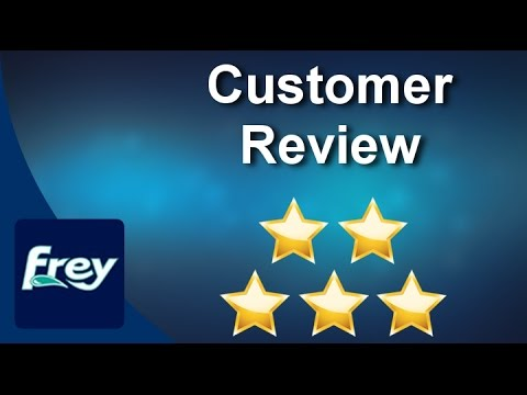 Frey Water Conditioning Inc New Palestine Amazing Five Star Review by Shelly B.