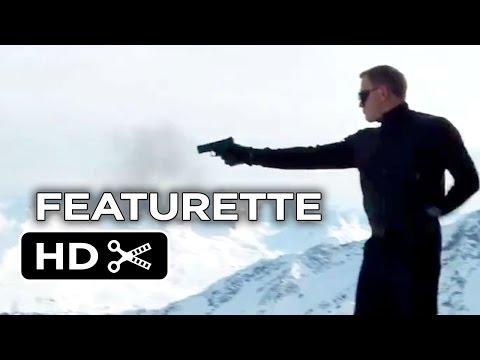 Spectre Featurette - First Look (2015) - James Bond Movie Hd video