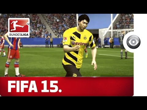 Bayern München vs. Borussia Dortmund - FIFA 15 Prediction with EA SPORTS