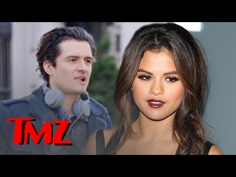 Orlando Bloom and Selena Gomez -- Revenge Screwing?