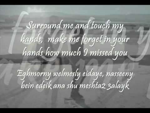 Bhebak Ana Ktir - Wael Kfoury  *lyrics And English Translation* video