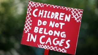 """Babies, toddlers separated from parents being held in """"tender age"""" shelters in Texas"""