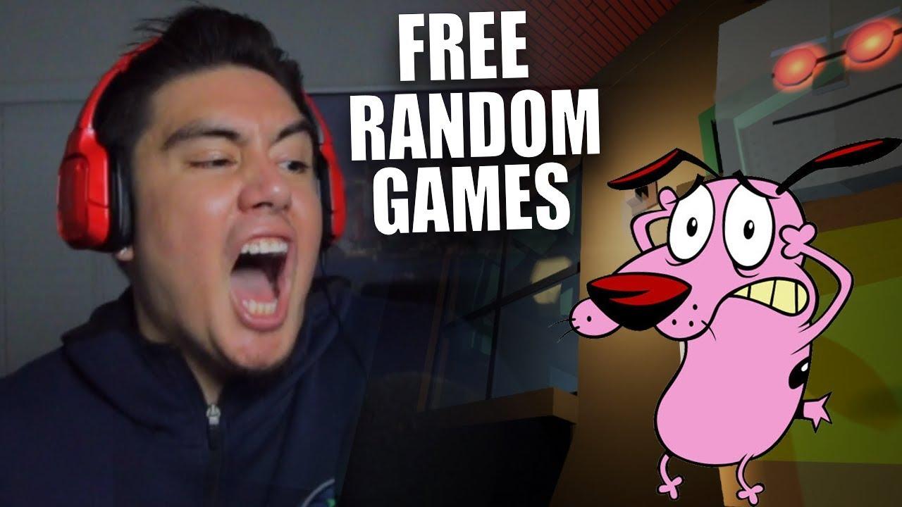 JAY, THE COWARDLY DUDE   Free Random Games