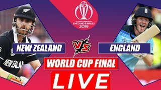 🔴HIGHLIGHTS New Zealand VS England #NZvsEng - ICC Cricket Worldcup 2019 | Live Score And Commentary
