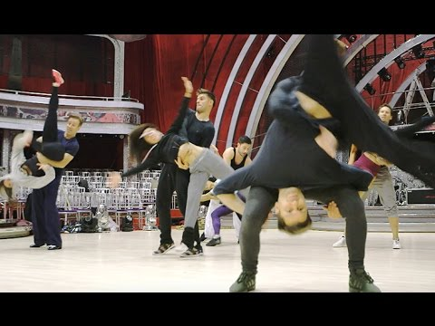 It's the Strictly Sports Day!  – It Takes Two | Strictly Come Dancing 2016 – BBC Two