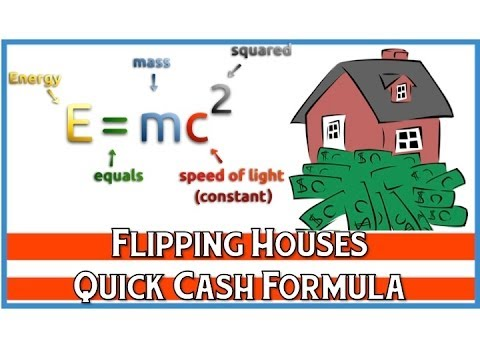 how to flip a home with no money down