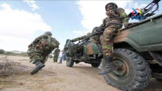 KDF says 70 al shabaab militants killed in Kulbiyow base attack
