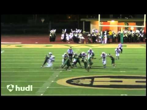 Robert Salas - Senior Season Highlights