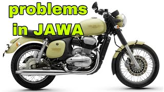 Problems in Jawa | Jawa test ride review
