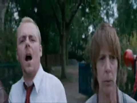 Shaun of the Dead (Queen-Don't stop me now)