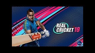 Real Cricket 19 Live  | Subscribe And Join