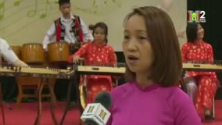 Giao lưu NS Trương Quang Lục với tuổi thơ Nguyễn Đình Chiểu (TV Hanoi)