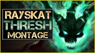 "Rayskat ""Thresh Main"" Montage - Best Thresh Plays | League Of Legends"