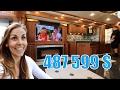 Un camping car à 487 999 $ au show du VR en Floride - Family Coste