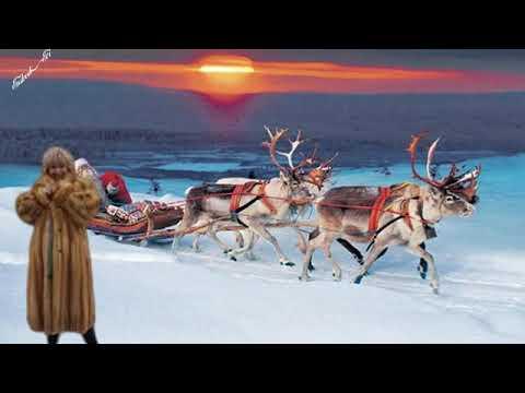 Endrődi Éva   Szent karácsony éjjel