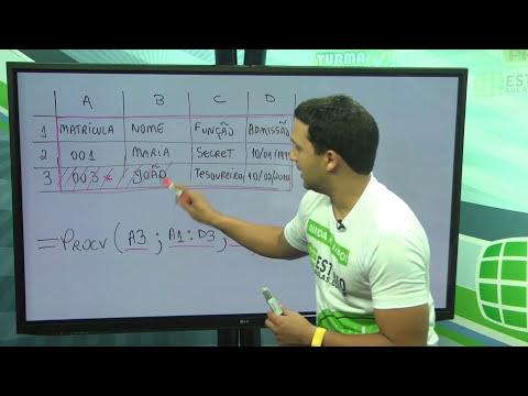 Metrô-DF - Aulão de Excel Gratuito - Aula 02 - Léo Matos