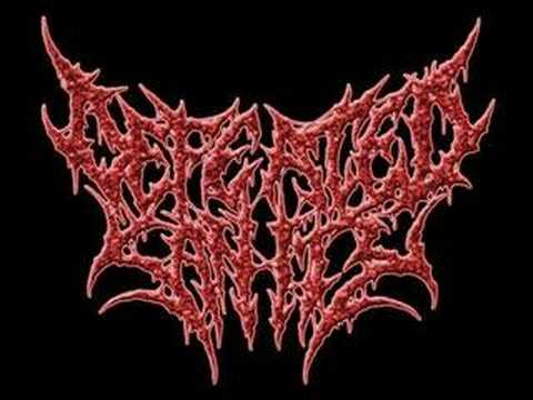 Defeated Sanity - Hideously Disembodied