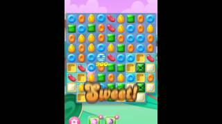 candy crush jelly saga bölüm 25