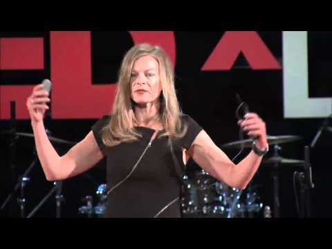 TEDxDU Martha Symko-Davies -- Harnessing the sun with disruptive technologies