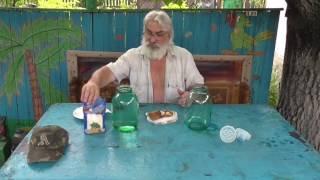 Старинный рецепт кваса от дедушки Дмитрия. Деревенский квас на даче