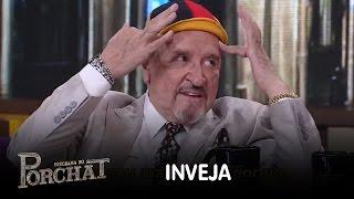 """""""Bolaños tinha muita inveja do Kiko"""", revela Carlos Villagrán"""