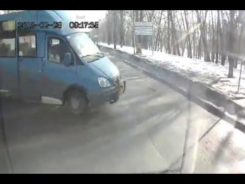 Lucky Pedestrians