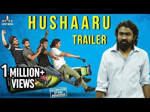 Hushaaru Uncensored Trailer | Sree Harsha Konuganti | Rahul Ramakrishna | 2018 Latest Telugu Movies