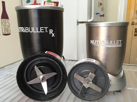 NUTRIBULLET RX VS NUTRIBULLET 900 COMPARISON REVIEW