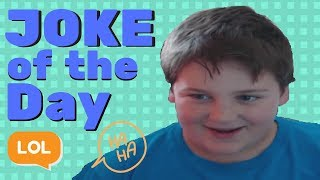 Joke of the Day - What do you call a sleepy...  [Kids Jokes, Funny Jokes, Quick Jokes, Dad Jokes]