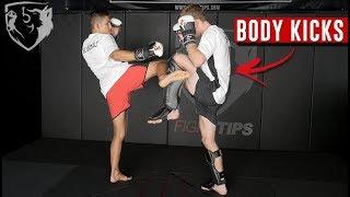 How to Block Body Kicks: Muay Thai Kickboxing